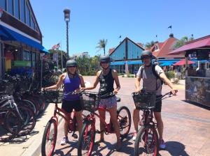 A little electric biking through Coronado.